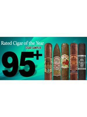 95 Rated Cigar Of The Year Cigar Sampler