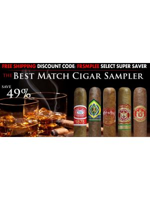 Best Match Cigar Sampler