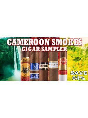Cameroon Smokes Cigar Sampler