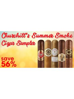 Churchill's Summer Smoke Cigar Sampler