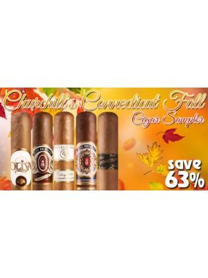 Churchill's Connecticut Fall Cigar Sampler