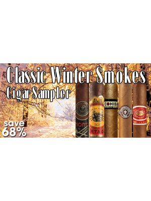 Classic Winter Smokes Cigar Sampler
