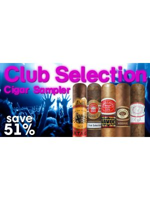 Club Selection Cigar Sampler