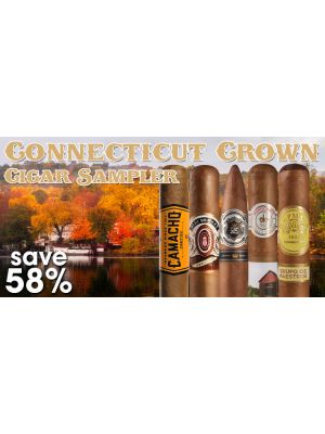Connecticut Crown Cigar Sampler