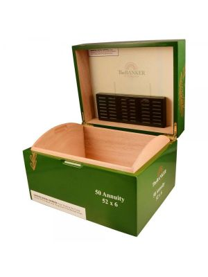 H Upmann The Banker Humidor Only