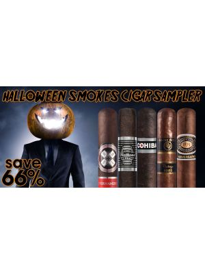 Halloween Smokes Cigar Sampler