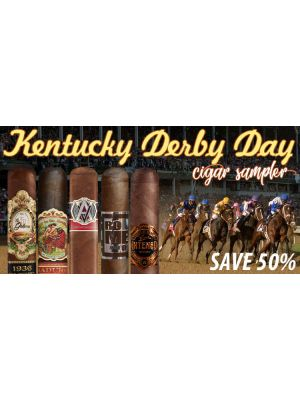 Kentucky Derby Day Cigar Sampler