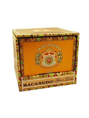Macanudo Gold Label Ascot 10
