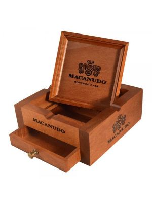 Macanudo Wood Ashtray