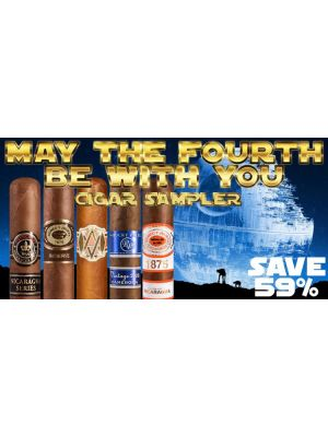 May The Fourth Be With You Cigar Sampler