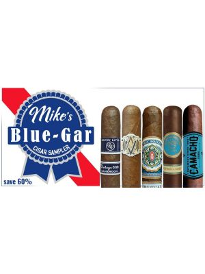 Mike's Blue Gar Cigar Sampler