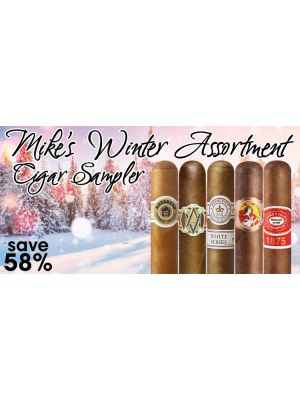 Mike's Winter Assortment Cigar Sampler