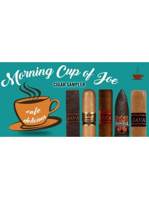 Morning Cup of Joe Cigar Sampler