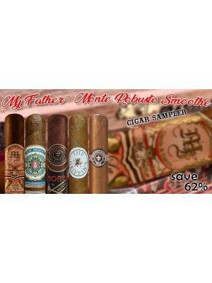 My Father Monte Robusto Smoothe Cigar Sampler