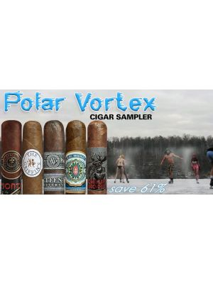 Polar Vortex Cigar Sampler