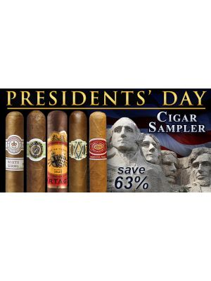 Presidents Day Cigar Sampler