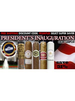 President's Inauguration Cigar Sampler