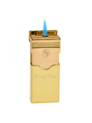 Rocky Patel Lighter Edge 7 Torch Cream And Gold