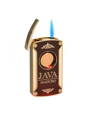Rocky Patel Lighter Laser Torch Java Maduro