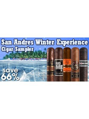 San Andres Winter Experience Cigar Sampler