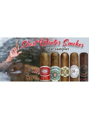 Short Winter Smokes Cigar Sampler