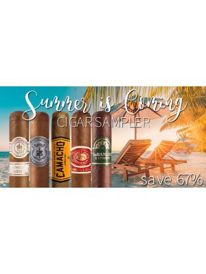Summer is Coming Cigar Sampler