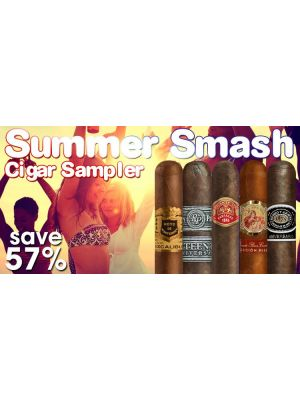Summer Smash Cigar Sampler
