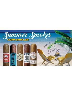 Summer Smokes Cigar Sampler