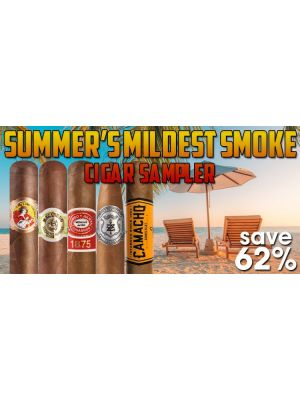 Summer's Mildest Smoke Cigar Sampler