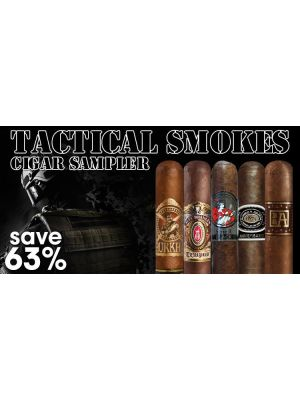 Tactical Smokes Cigar Sampler
