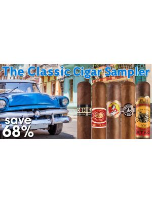 The Classic Cigar Sampler