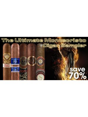 The Ultimate Montecristo Cigar Sampler