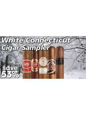 White Connecticut Cigar Sampler