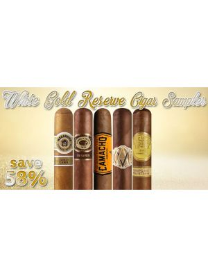 White Gold Reserve Cigar Sampler