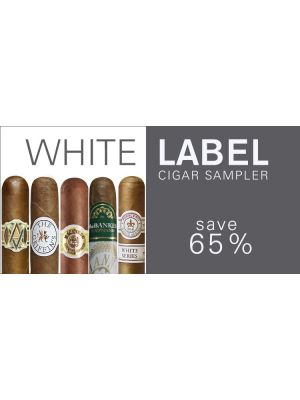 White Label Cigar Sampler