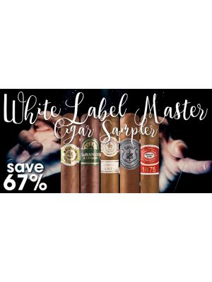 White Label Master Cigar Sampler