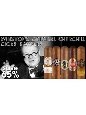 Winston's Original Churchill Cigar Sampler