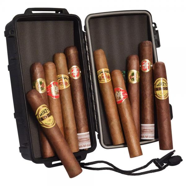 Add a Bauza LIcenciados 10 Cigar Super Set ($121.00 value0 for only $4.99 with box purchase