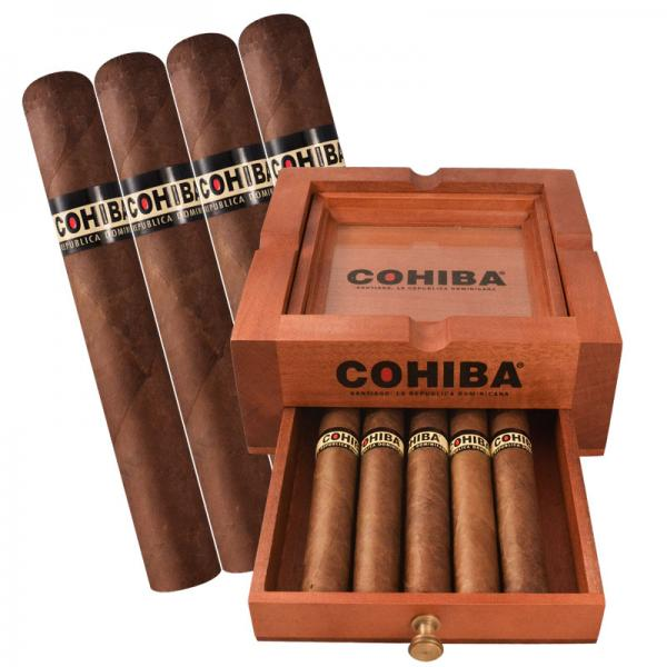 Add a Cohiba ashtray with 9 cigars ($170.00 value) for only $15.99 with box purchase