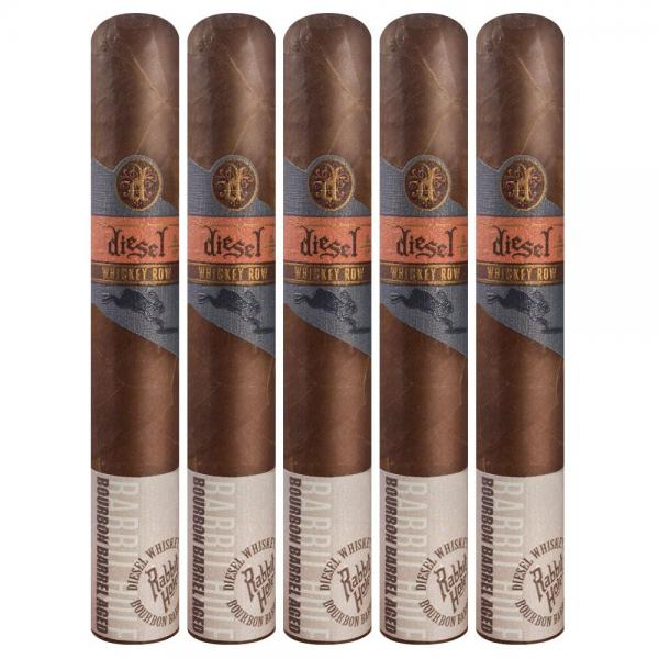 Add 5 Diesel cigars ($37.50 value) for only $1.99 with box purchase