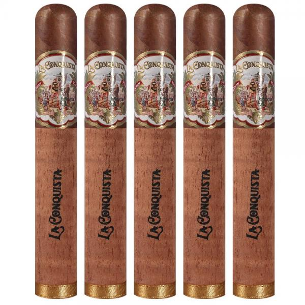 Add a Gran Habano 5 pack ($42.50 value) for only $1.99 with box purchase