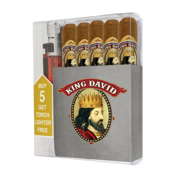 Get a 5 cigar collection ($51.00 value) for only $15.95 with box purchase