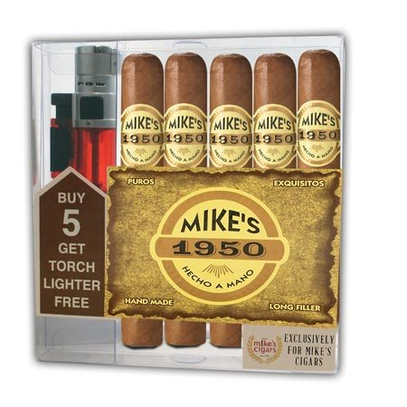 Get a 5 cigar collection ($56.00 value) for only $24.95 with box purchase